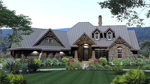 House Plan 65871 At