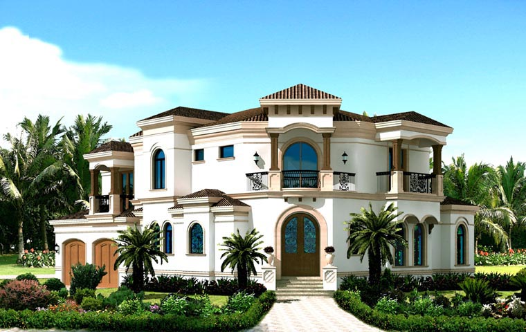 House Plan 71505 At