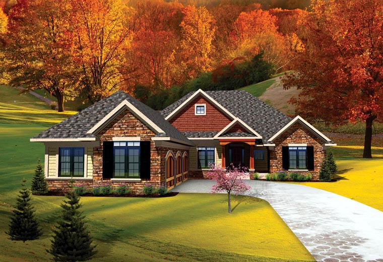House Plan 73141 At