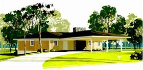 Retro Style Home Plans