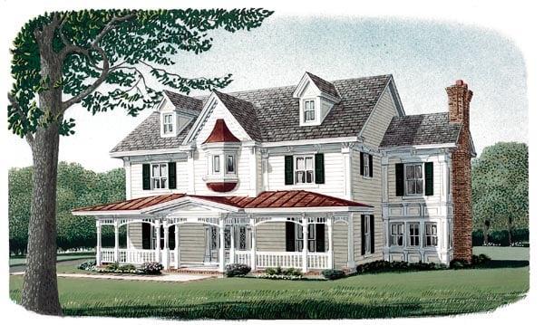 House Plan 95573 At