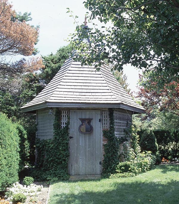 Project Plan 503500 Old English Garden Shed