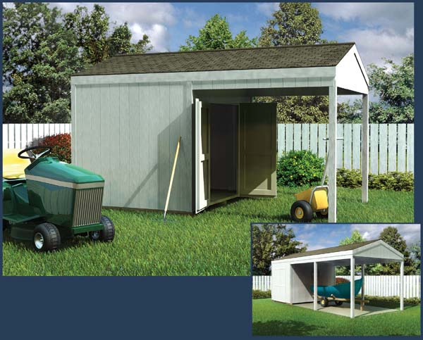 Project Plan 90044 Car Port Shed
