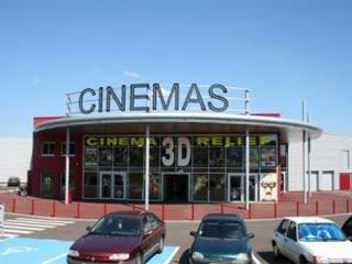 Limoges Lido 3 av. Cinema Grand Ecran Ester Limoges