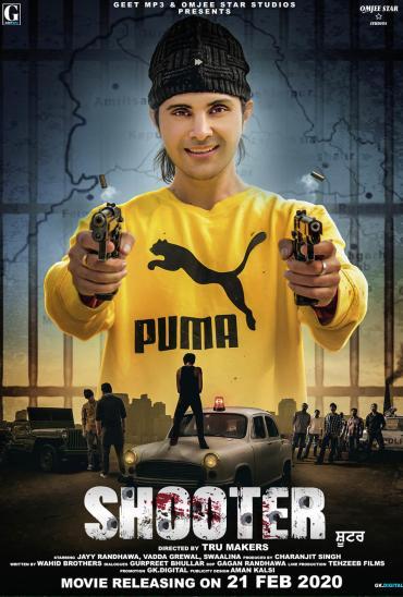 Download Shooter (2020) Punjabi Movie HD-Cam Rip 480p [500MB] || 720p [1.2GB]