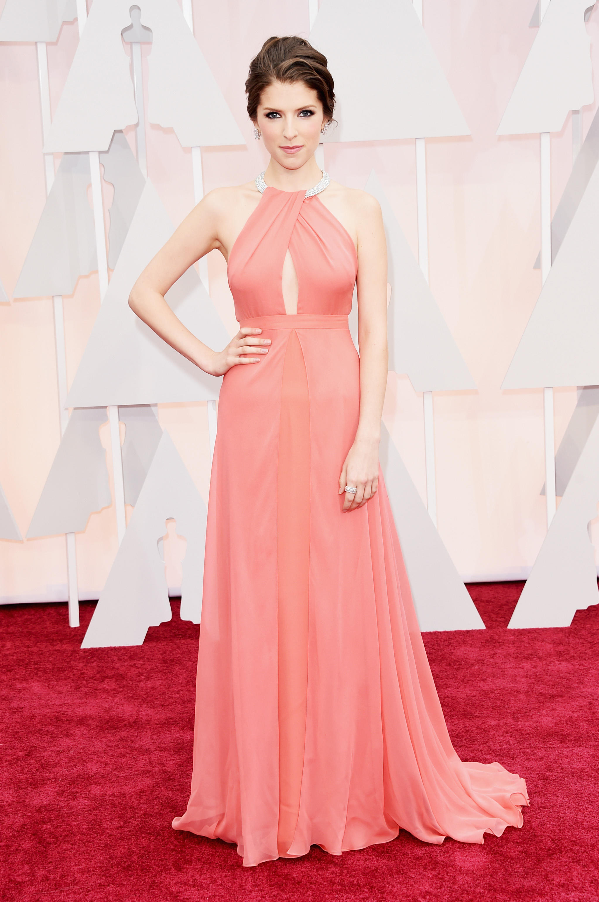 <p> 	2015 Oscars Red Carpet</p>