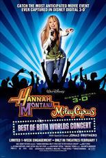 Hannah Montana Movie Poster