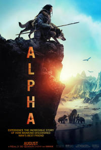 Alpha Times   Movie Tickets   Fandango Alpha Movie Poster