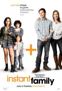 Instant Family (2018) poster