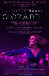 Gloria Bell poster