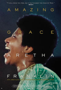 Amazing Grace (2019) poster