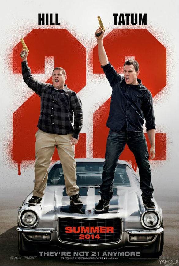 22 Jump Street (2014) (1/5)