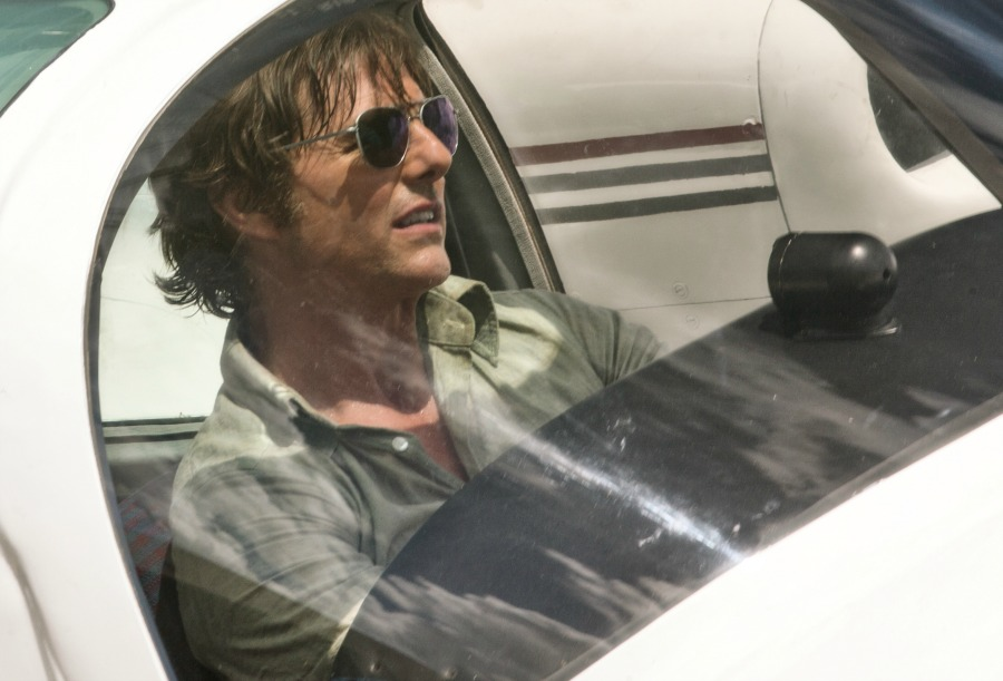 Image result for american made tom cruise