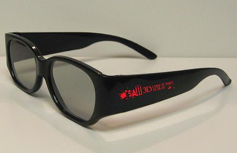 'Saw 3D' glasses