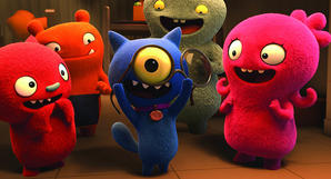 Concession Confessions - How the 'Uglydolls' Cast Goes to the Movies!