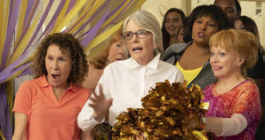 Today in Movie Culture: The Women Who Inspired 'Poms,' 'Detective Pikachu' Director Commentary and More