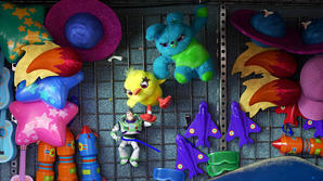 Exclusive 'Toy Story 4' Clip: Get 'Em