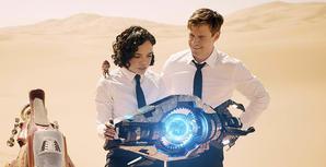 Next 3 Alien-Future Movies: 'Ad Astra,' 'Terminator: Dark Fate,' 'Gemini Man'
