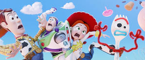 Watch 'Toy Story 4' Video: The World of Woody and Buzz
