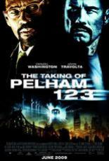 The Taking of Pelham 123 Poster