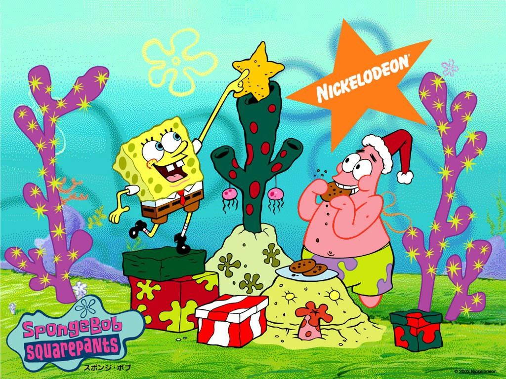 Spongebob Squarepants Popular Animated Television Series