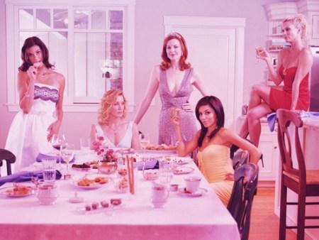 modern unrealistic housewife