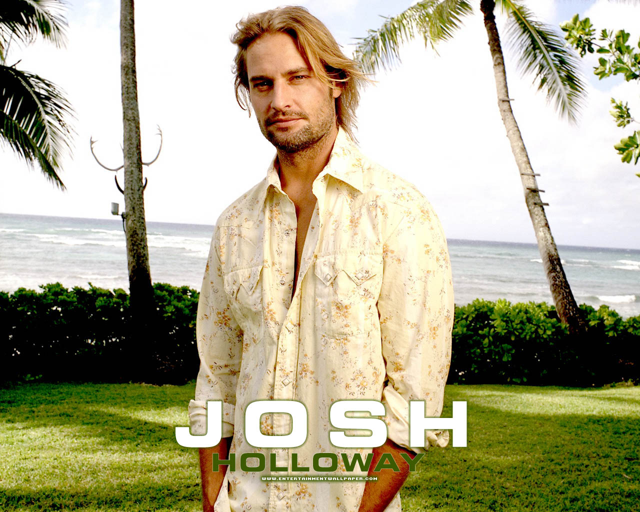 Josh Holloway - josh-holloway wallpaper