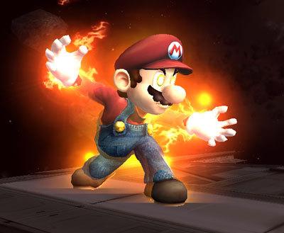 Marios Final Smash Super Smash Bros Brawl Photo 84609