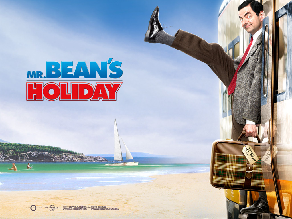 Mr. Bean's Holiday Wallpaper - mr-bean wallpaper