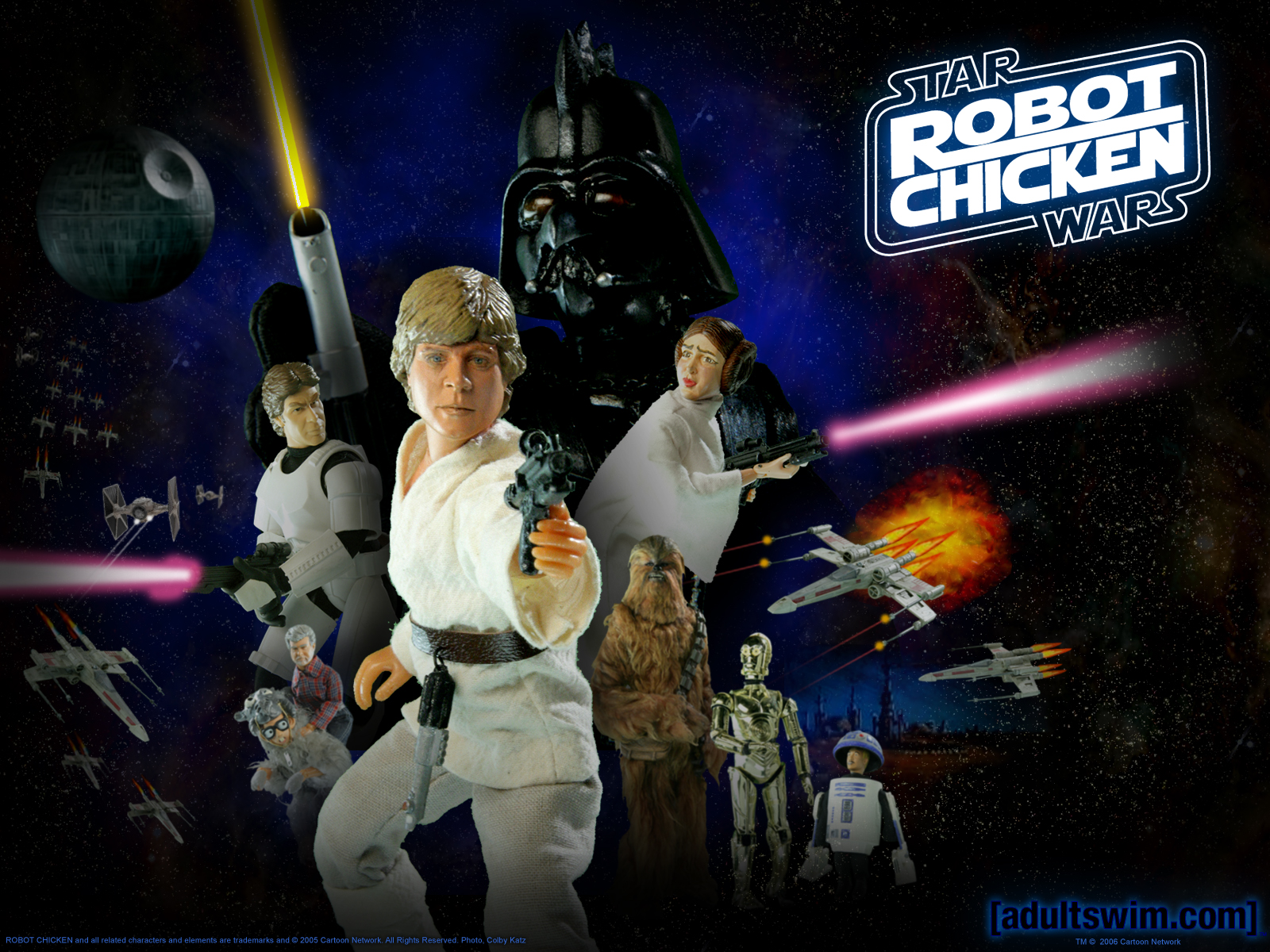 Robot Chicken Star Wars