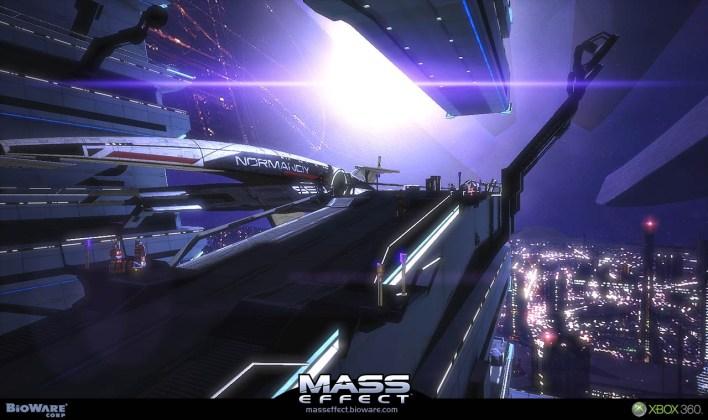 Screenshots - Mass Effect Photo (461674) - Fanpop