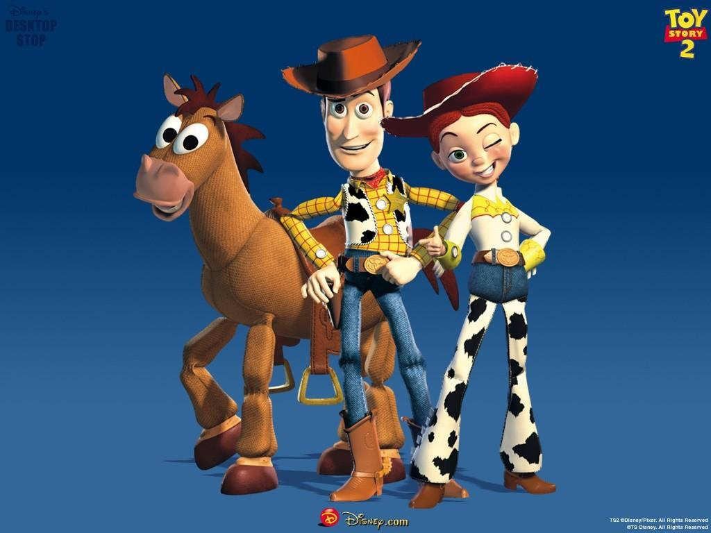 Toy Story 2 - Pixar Wallpaper (67401) - Fanpop