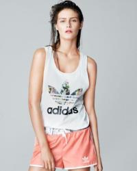 Topshop X adidas Originals launches in March