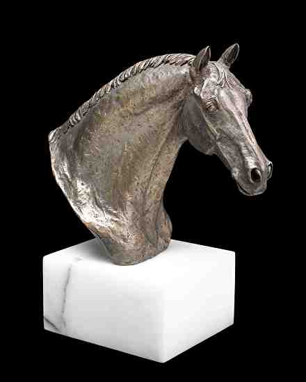 "Contefino by Ruth Green Bronze ~ 11 1/2"" x 10"""