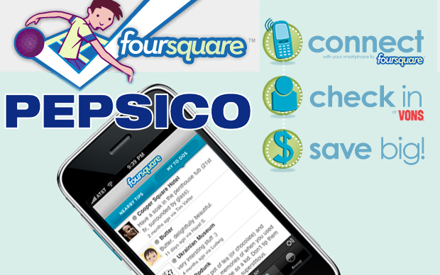 Foursquare Pepsi