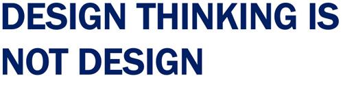 Not-Design