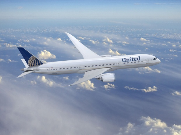 United Airlines Planes Beautiful
