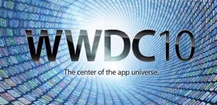 WWDC 2010 banner