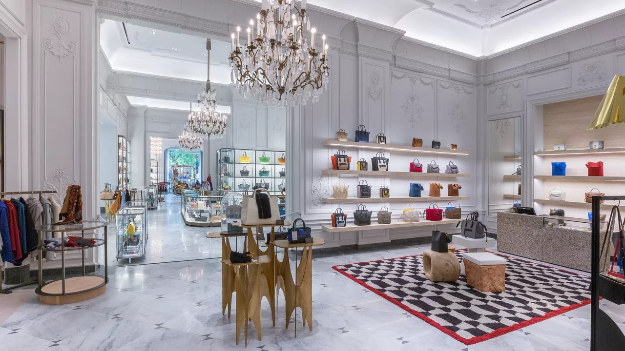 Newly Renovated Bergdorf Goodman Courts The Ladies Who
