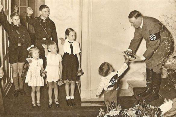 Image result for hitler's christmas