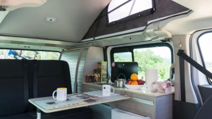3-van-life-is-shaping-how-companies-design-cars-813x457 How the #VanLife movement is influencing car design Interior