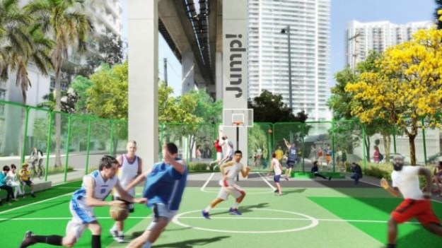 1-miami-just-broke-ground-on-a-10-mile-813x457 Miami just broke ground on a new, High Line-inspired 10-mile park under its train tracks Inspiration