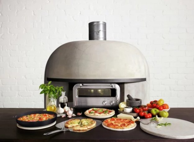 1-the-breville-neapolitan-pizza-oven-624x457 This $800 countertop pizza oven is the pinnacle of human achievement Interior