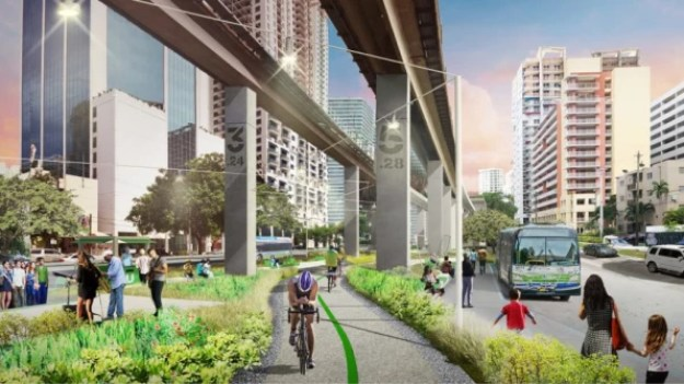 5-miami-just-broke-ground-on-a-10-mile-813x457 Miami just broke ground on a new, High Line-inspired 10-mile park under its train tracks Inspiration