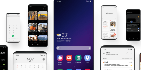 Screen-Shot-2018-11-07-at-2.23.48-PM With new One UI, Samsung shows some empathy for smartphone users Technology