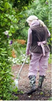 United States Of America Garden Girl Usa Unveils Women