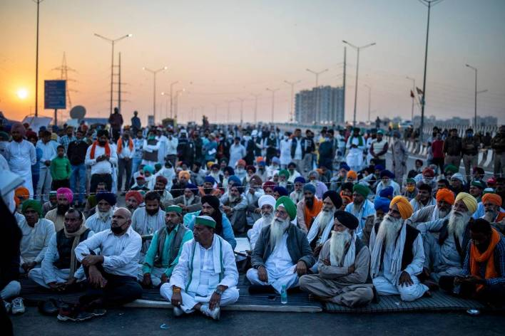 Farmers Protest Live, Indian Farmers Protest Live Update