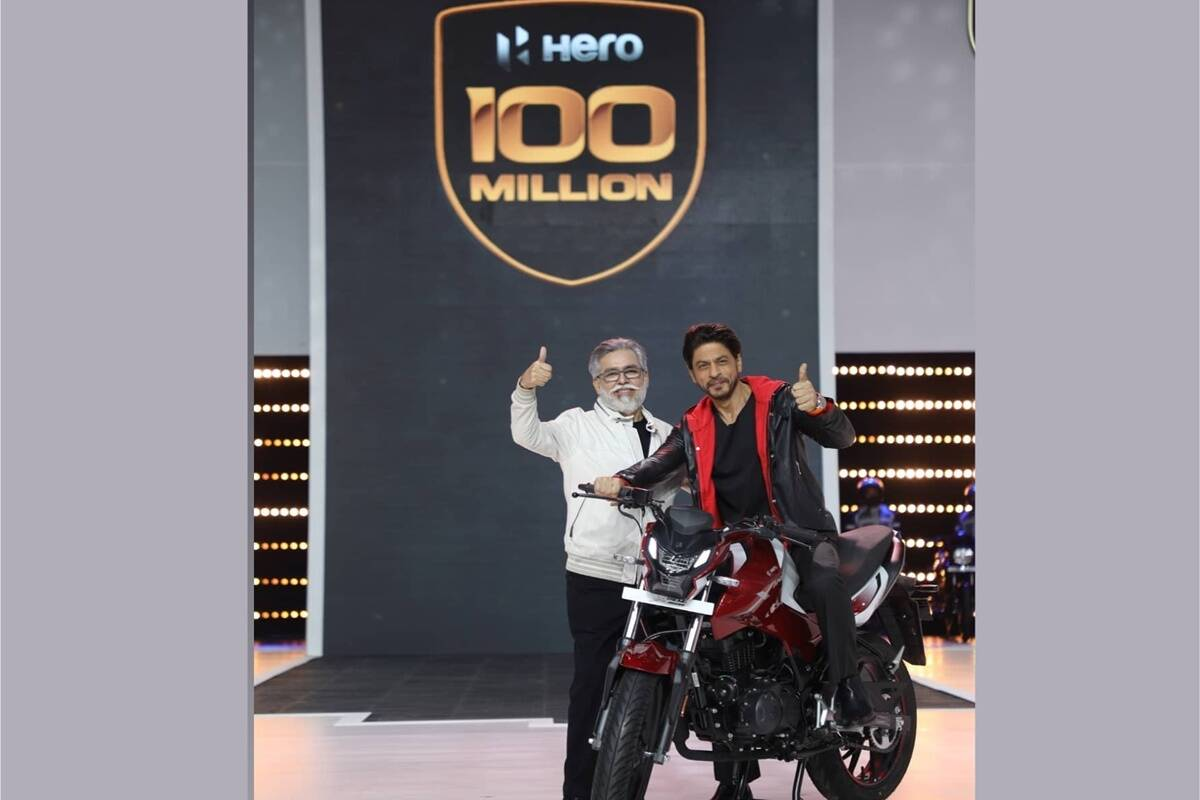 Hero MotoCorp to roll out 10 products a year for next 5 years: 10 crore bikes produced so far