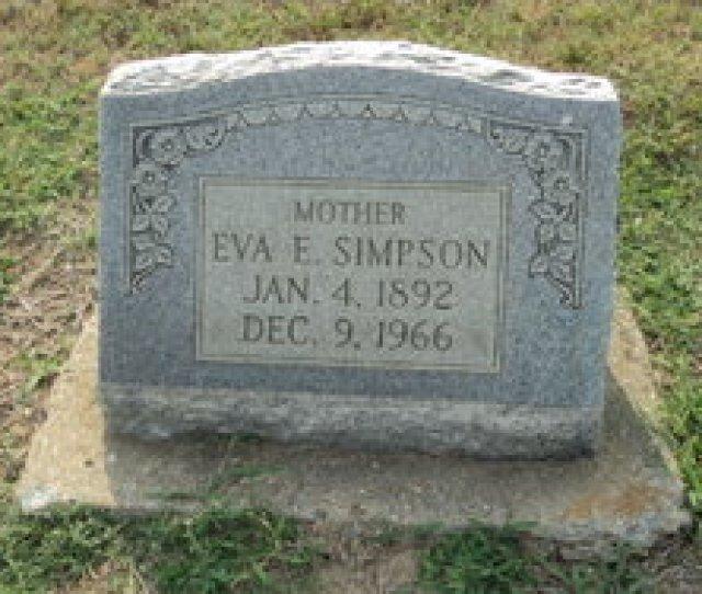 Eva Ellington Simpson