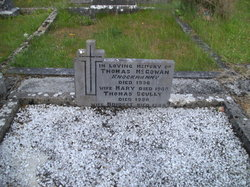 Thomas McGowan (Unknown-1936) - Find A Grave Memorial